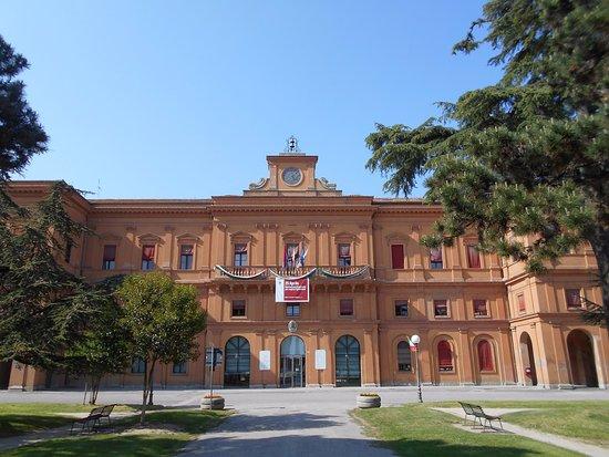Palazzo Comunale, Delizia Estense