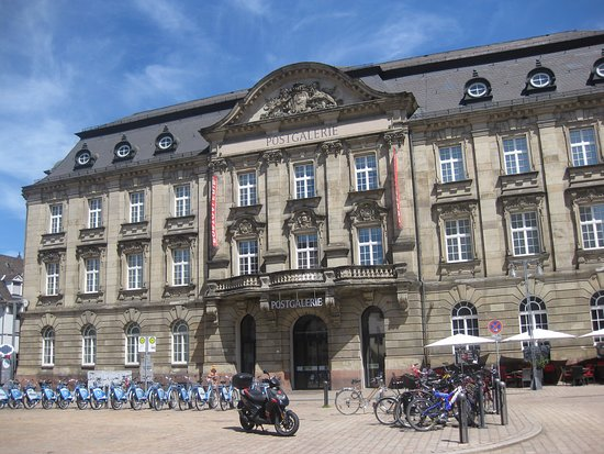 Speyer, Germany: Postgalerie
