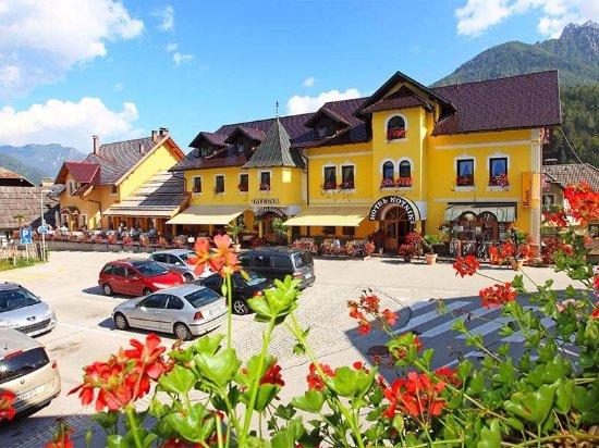 Hotel Kotnik Restaurant & Pizzeria: Kotnik