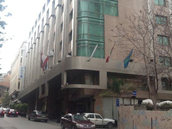 Radisson Blu Martinez Hotel, Beirut Resmi