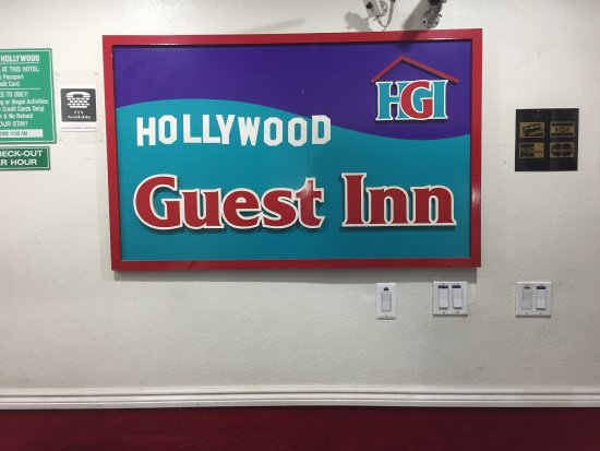 Hollywood Guest Inn: photo0.jpg