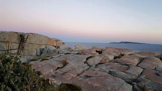 ออลบานี, ออสเตรเลีย: the remains of the sunset