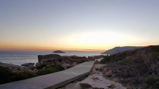 Albany, Australien: more sunset