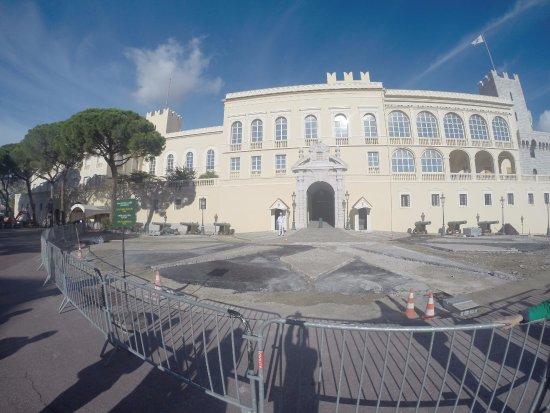 Prince's Palace (Palais du Prince): palace 2 photo gopro hero