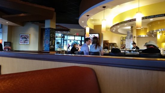 Interior Picture Of California Pizza Kitchen Boston Tripadvisor