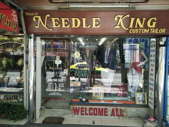 Needle King