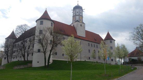Hochstadt, Alemania: Schloss Höchstädt