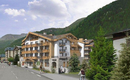 Foto de Hotel Avancher