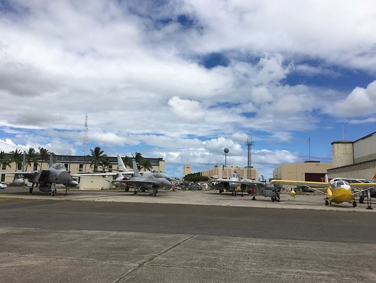 Pacific Aviation Museum Pearl Harbor: photo1.jpg