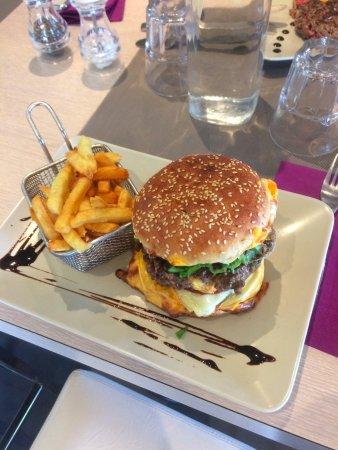 Bois Guillaume, Francia: Burger du Moment