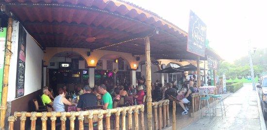 Kabana Bar & Grill: Hungry?