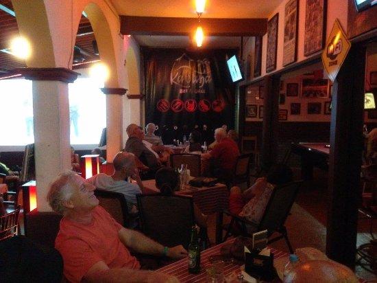 Kabana Bar & Grill: Kabana