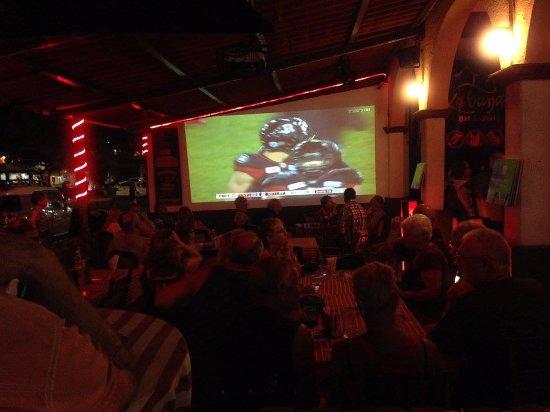 Kabana Bar & Grill: Grey Cup!