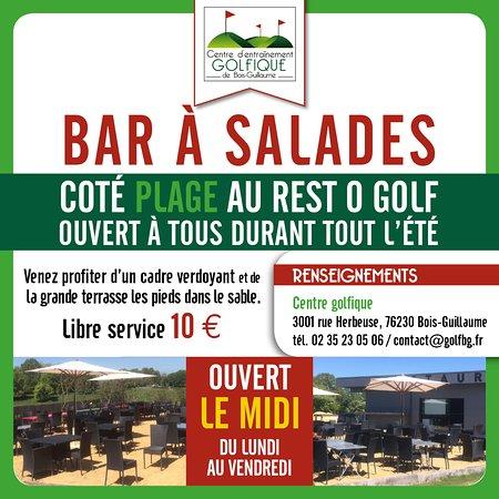 Bois Guillaume, Francia: Bar à salades