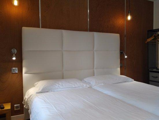 Hotel Le Florian: Chambre 2 lits