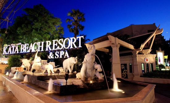 Beyond Resort Kata Entrance