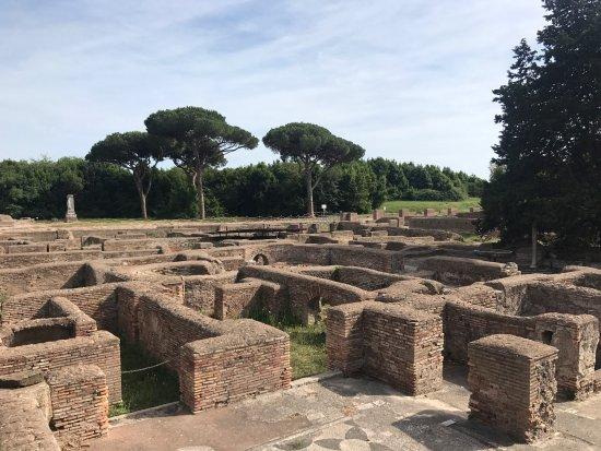 Ostia Antica, إيطاليا: photo2.jpg