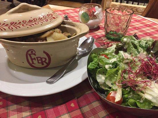 Restaurant le fer rouge dans colmar avec cuisine fran aise - Fer rouge colmar ...