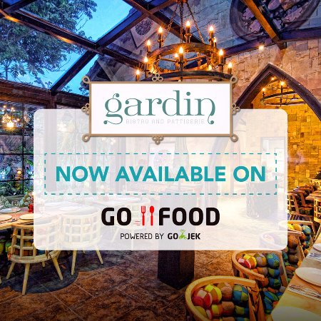 GARDIN ON GO FOOD!