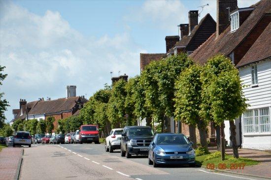 Burwash Village
