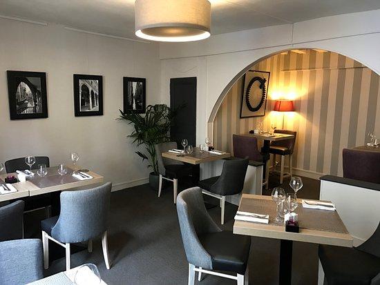 Les feuillantines chartres restaurant avis num ro de for Bon restaurant chartres