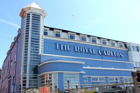 Royal Seabank Hotel Parking