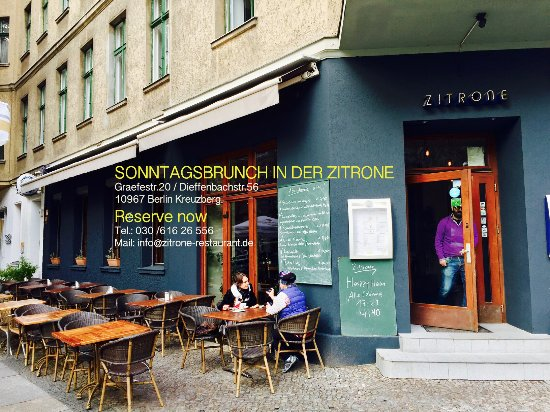 restaurant zitrone berlin kreuzberg restaurant bewertungen telefonnummer fotos tripadvisor. Black Bedroom Furniture Sets. Home Design Ideas