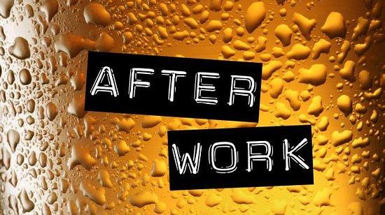 Olofstrom, Sweden: Vi har AfterWork varje månad, fullbokade varje gång! Så boka i tid!