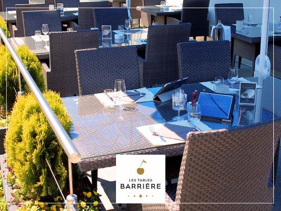 Гранж-Пакко, Швейцария: la terrasse