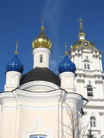Pochayev, Ucrania: Свято-Успенская Почаевская Лавра