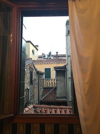 Antico Panada: вид из окна