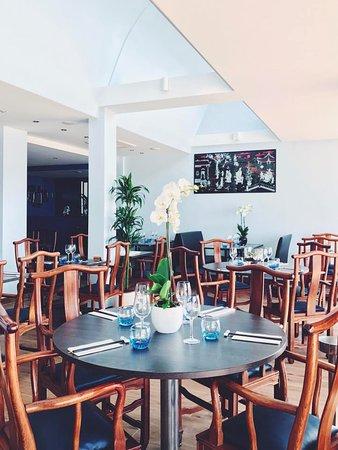 Le lotus bleu saint laurent du var restaurant avis - Restaurant port de saint laurent du var ...
