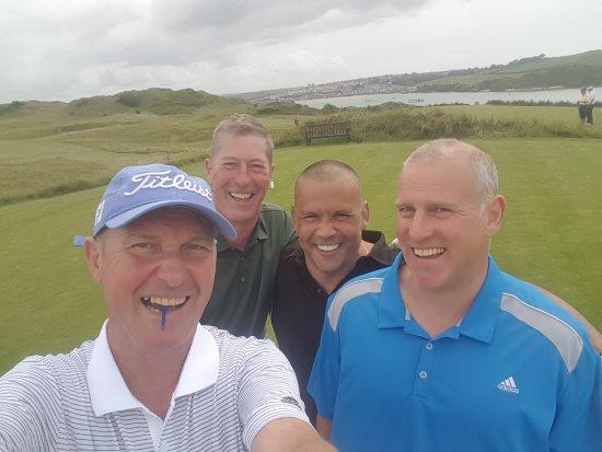 St. Enodoc Golf Course: 20170609_155620_large.jpg