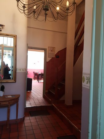 Flandria Hotel : La Hall