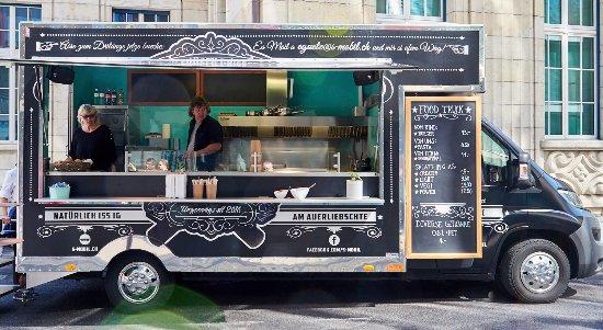Food Truck Picture Of Restaurant Einstein Aarau