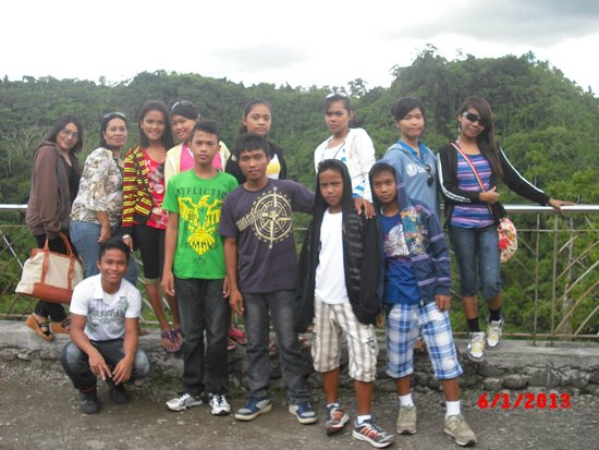 Sogod, Philippines: with the group...i am the photographer