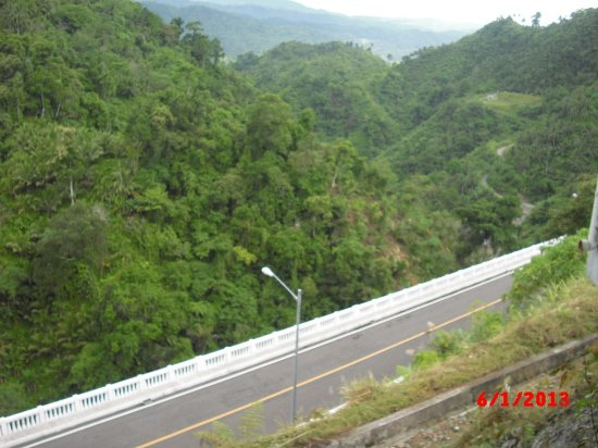 Sogod, Philippines: another view of the bridge