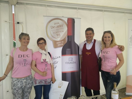 "Visnjan, Croatia: ""Wine & more"" @ Veralda winery"