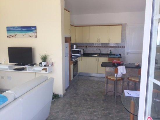 Villas Blancas: nice kitchen