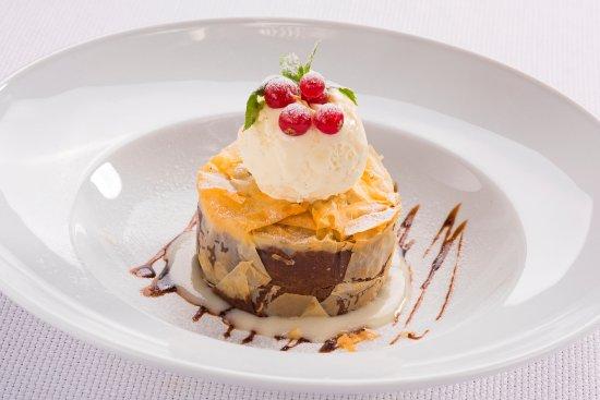Tapas Cafe & Bistro: home made deserts...