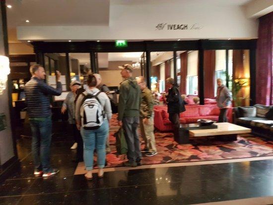 Ashling Hotel Dublin Bewertung
