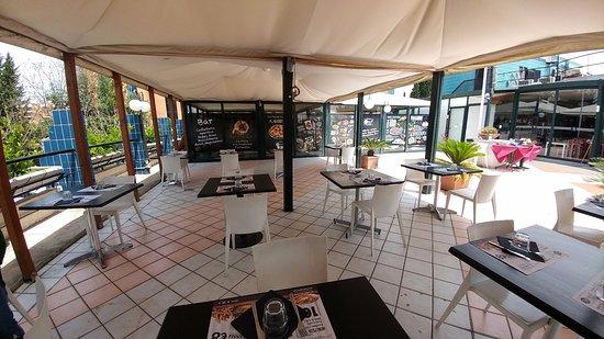 Terrazza Foto Di Chiu Sapore Eur Roma Tripadvisor