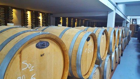 Citluk, บอสเนียและเฮอร์เซโกวีนา: Barik barrels