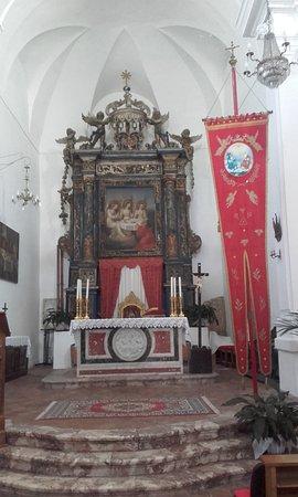 Gangi, Ιταλία: An altar