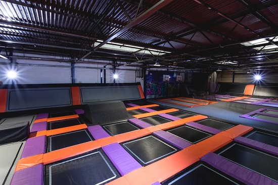 Cramlington, UK: Lets Bounce!