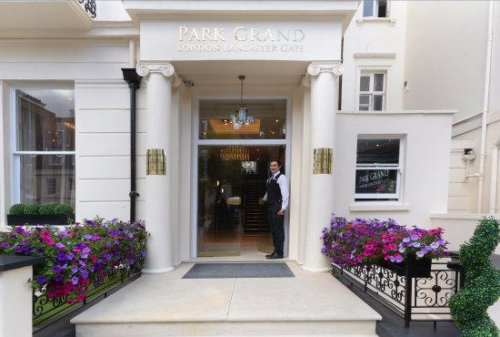 Park Grand Hotel Lancaster Gate Afternoon Tea