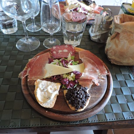 Palagetto Winery: Antipasta