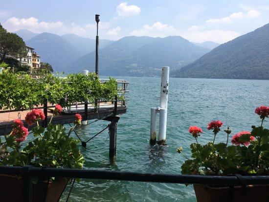 San Mamete Valsolda, Italy: Ristorante Stella d'Italia