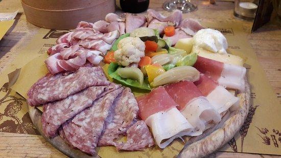 Понте-ди-Пьяве, Италия: cena