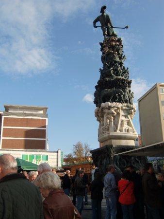 Monument zur Stadtgeschichte